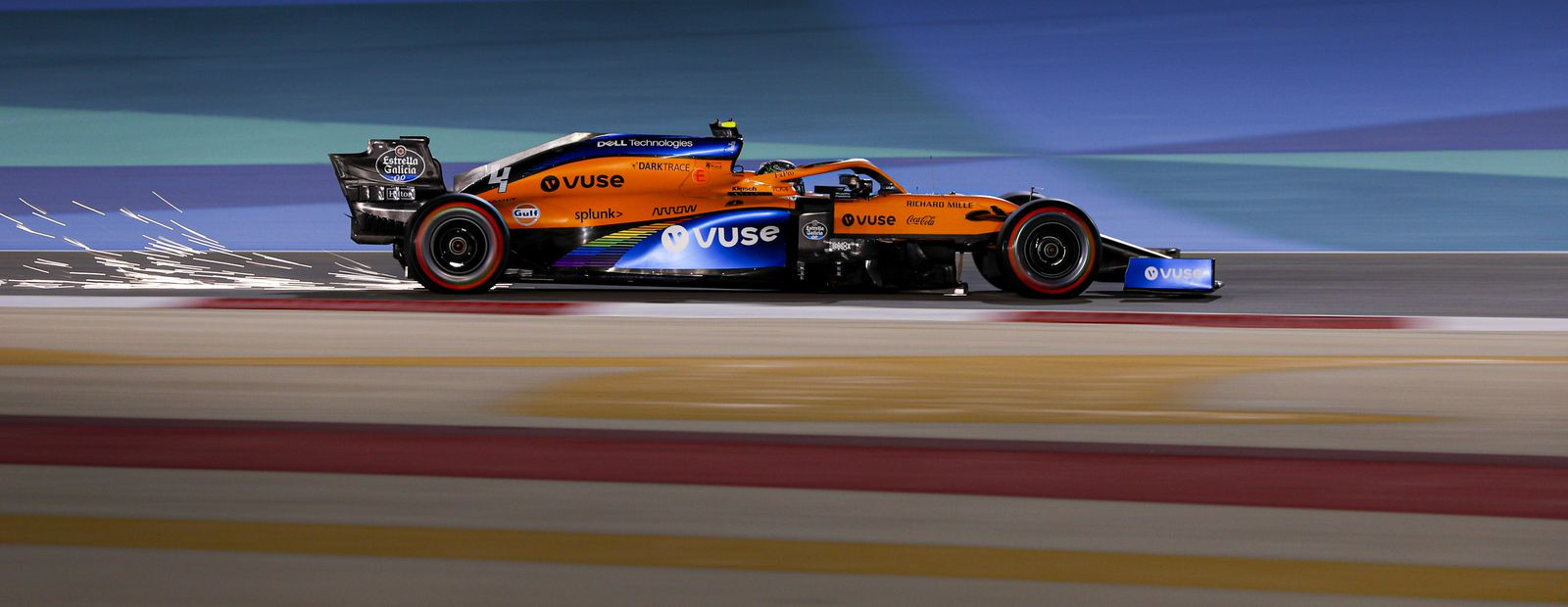 Bahrain Grand Prix 2020 - Qualifying