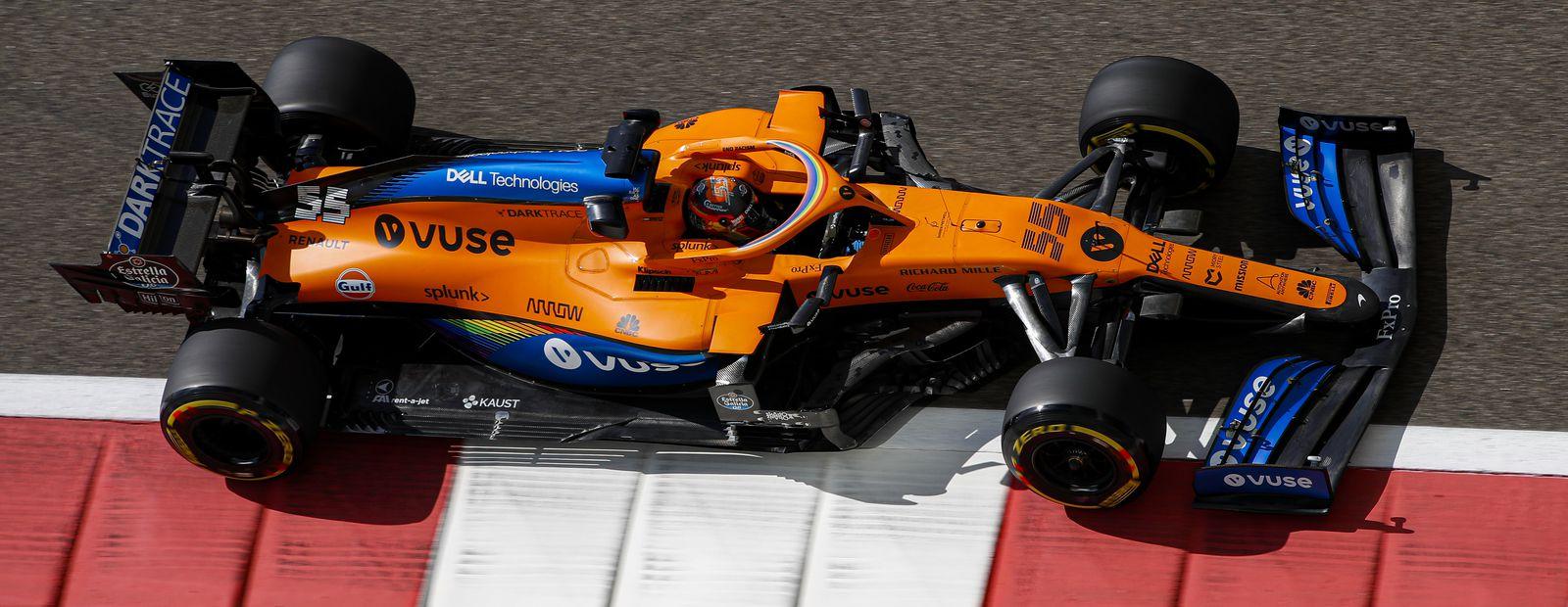 2020 Abu Dhabi Grand Prix – Free Practice