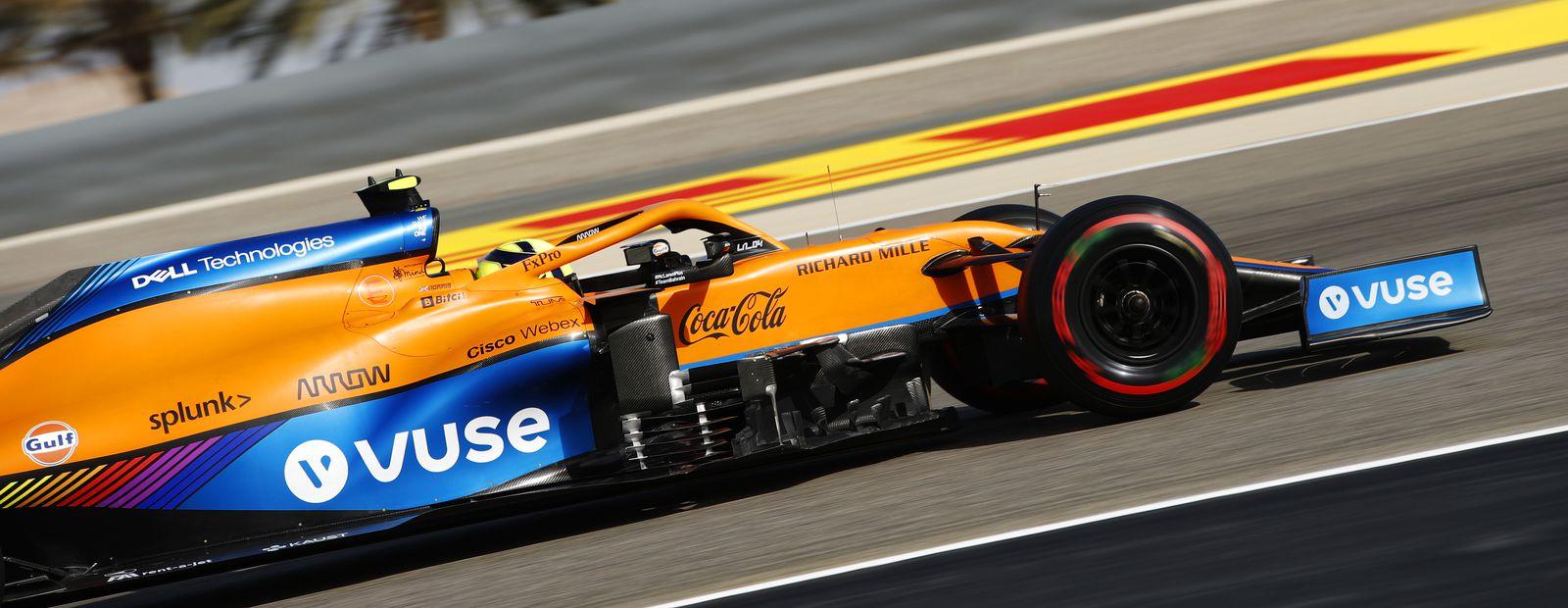 2021 Bahrain Grand Prix – Qualifying