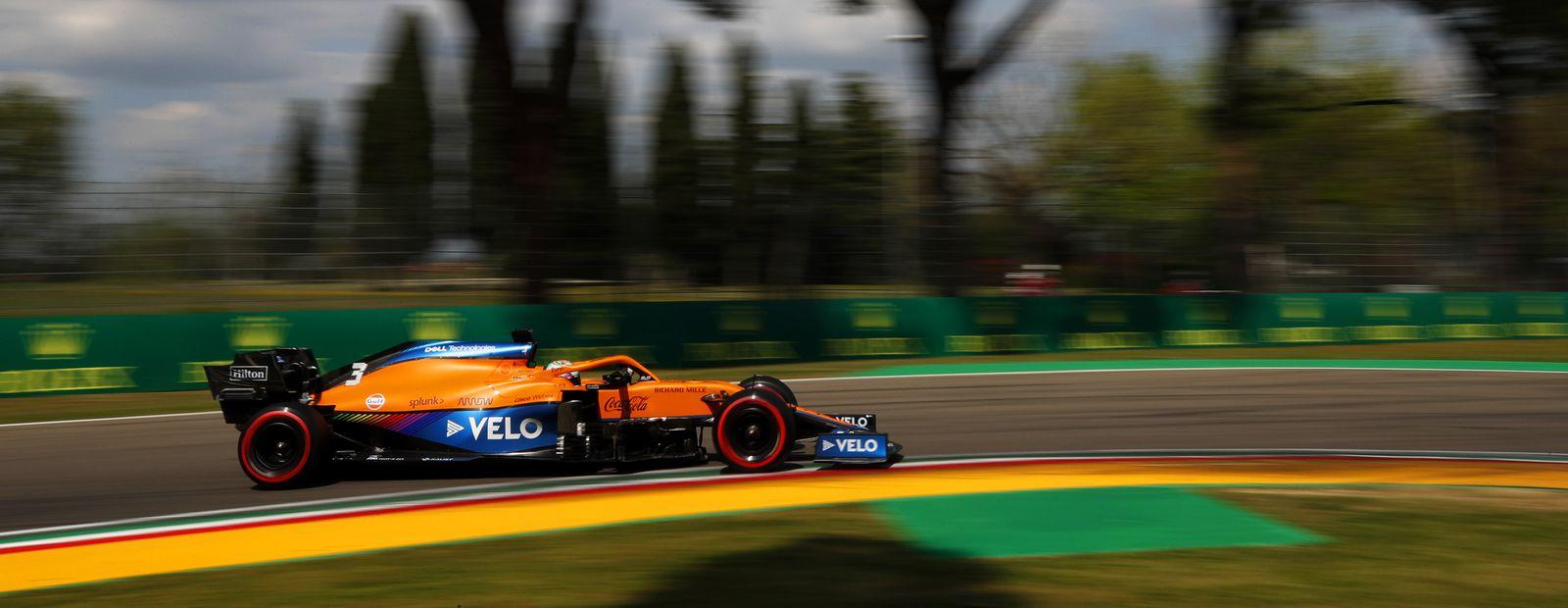 2021 Emilia Romagna Grand Prix – Qualifying