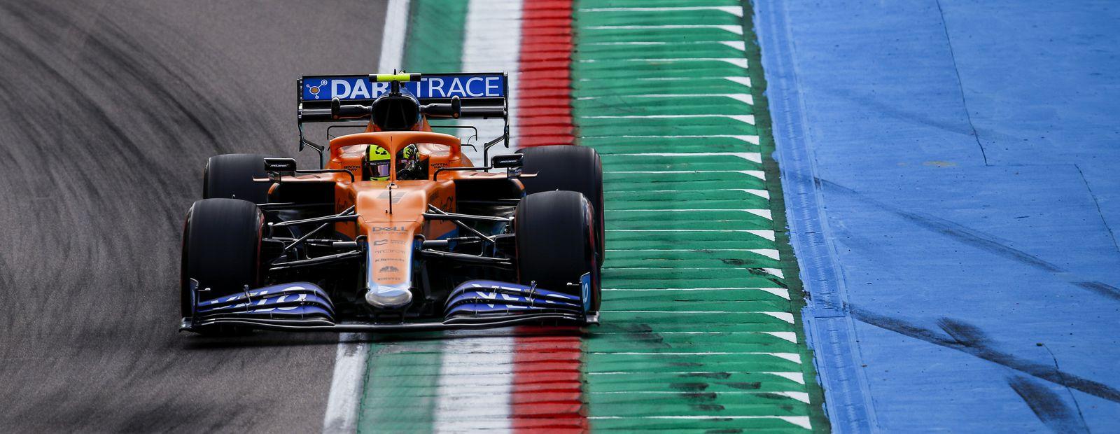 2021 Emilia Romagna Grand Prix – Free Practice