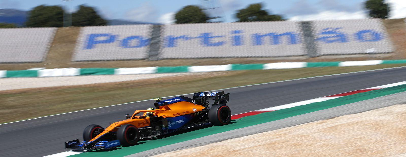 2021 Portuguese Grand Prix – Free Practice