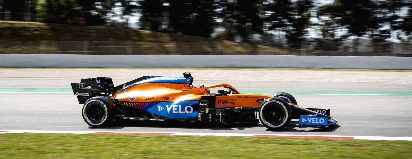 2021 Spanish Grand Prix – Free Practice