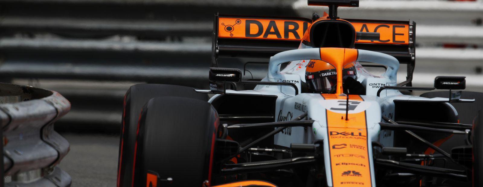 2021 Monaco Grand Prix – Qualifying