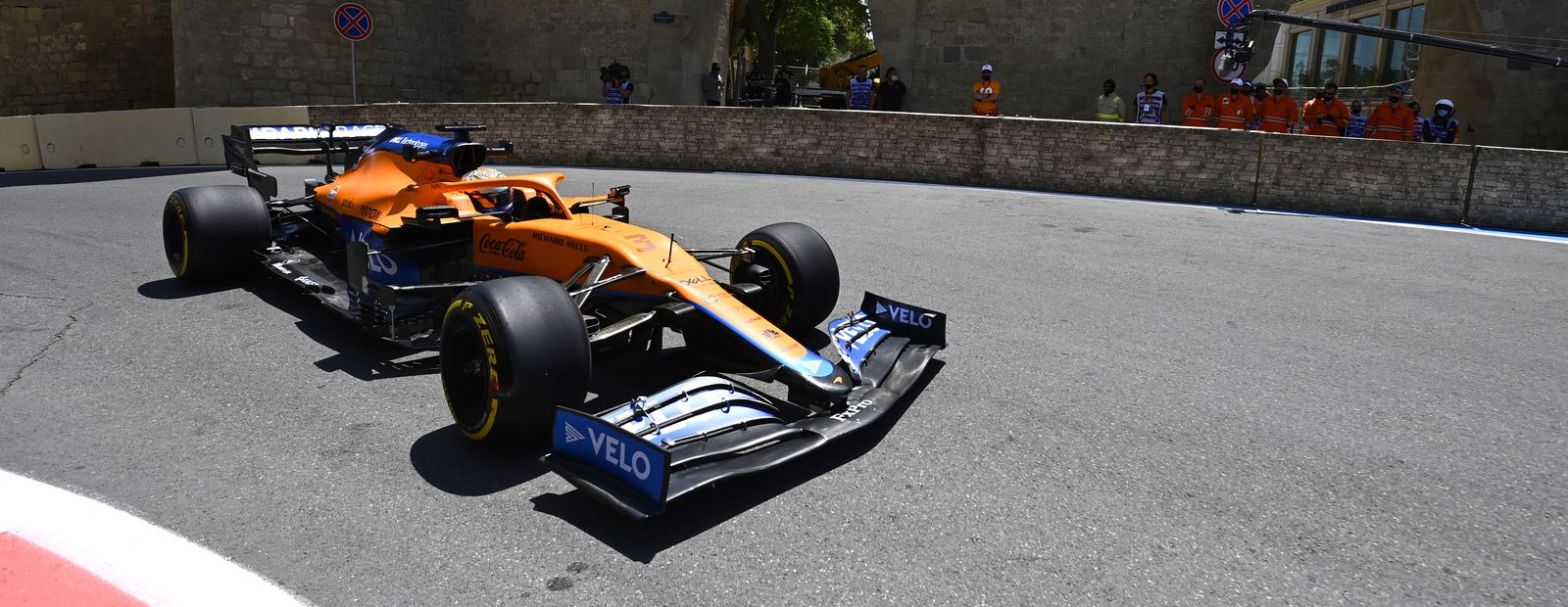 2021 Azerbaijan Grand Prix – Free Practice