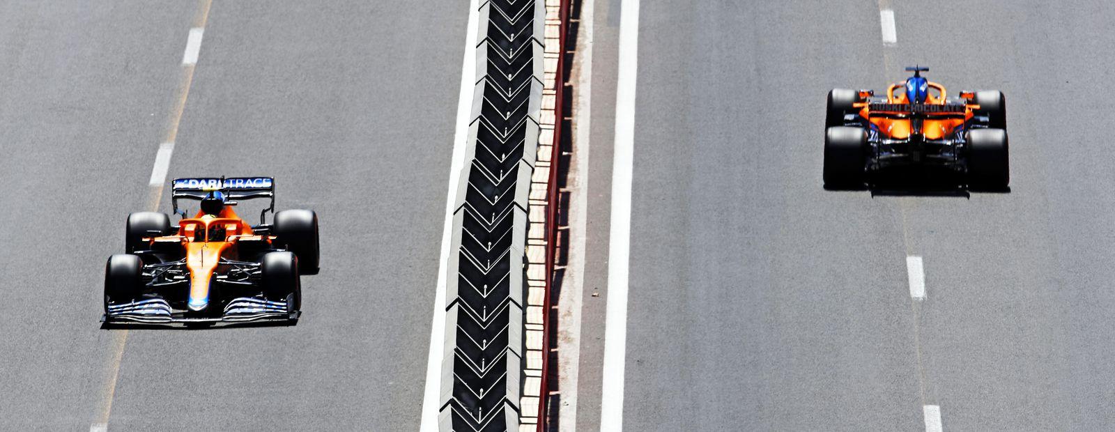 2021 Azerbaijan Grand Prix – Qualifying