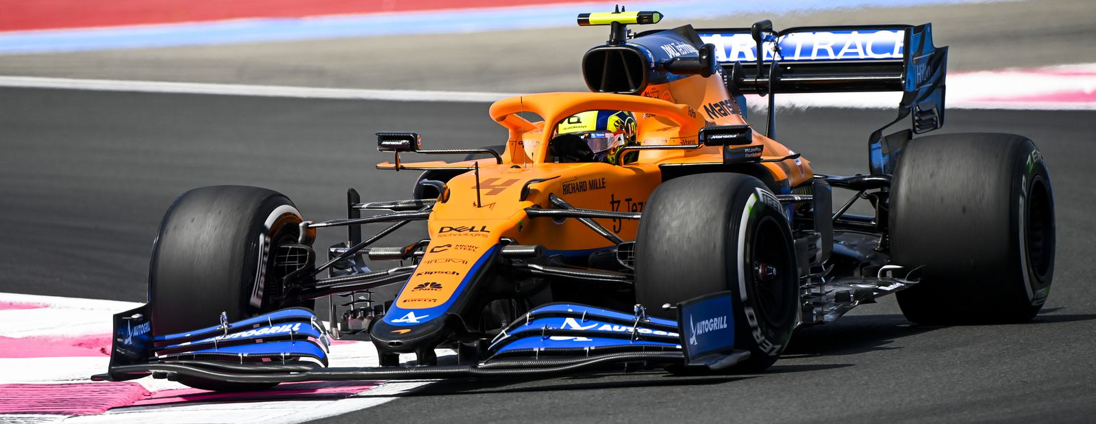 2021 French Grand Prix – Free Practice