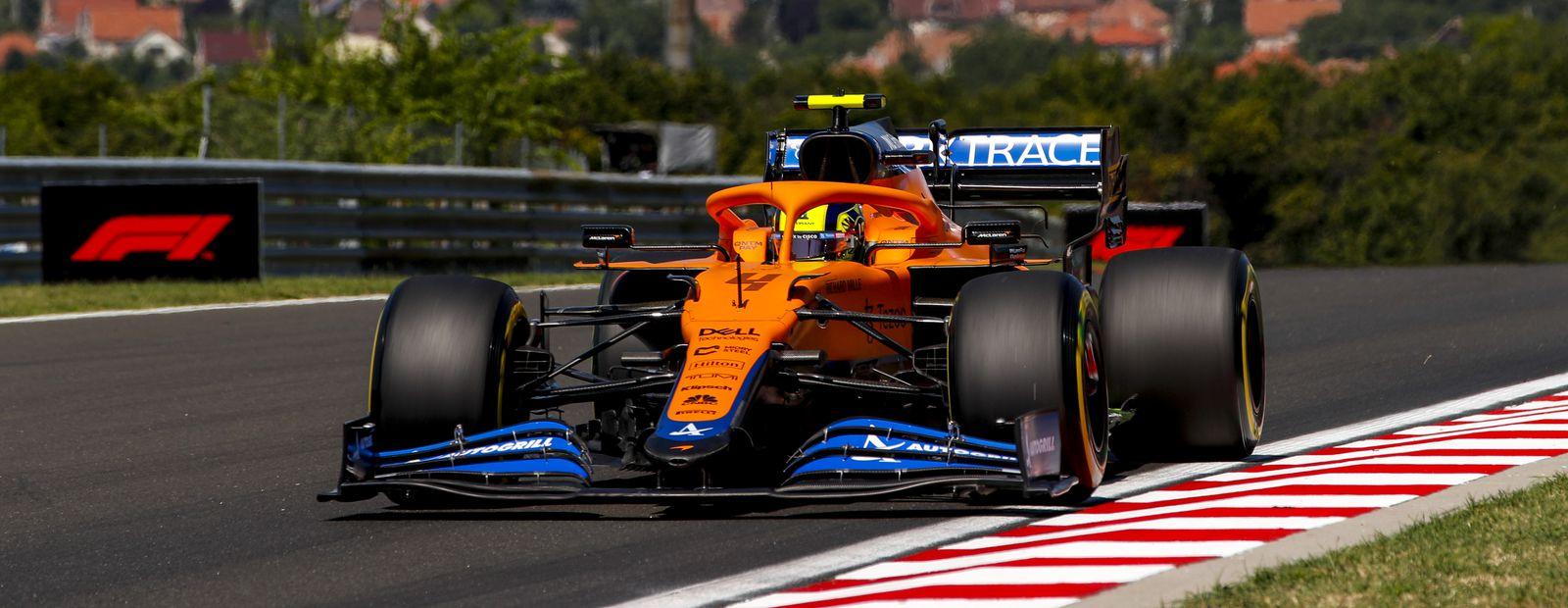 2021 Hungarian Grand Prix – Free Practice