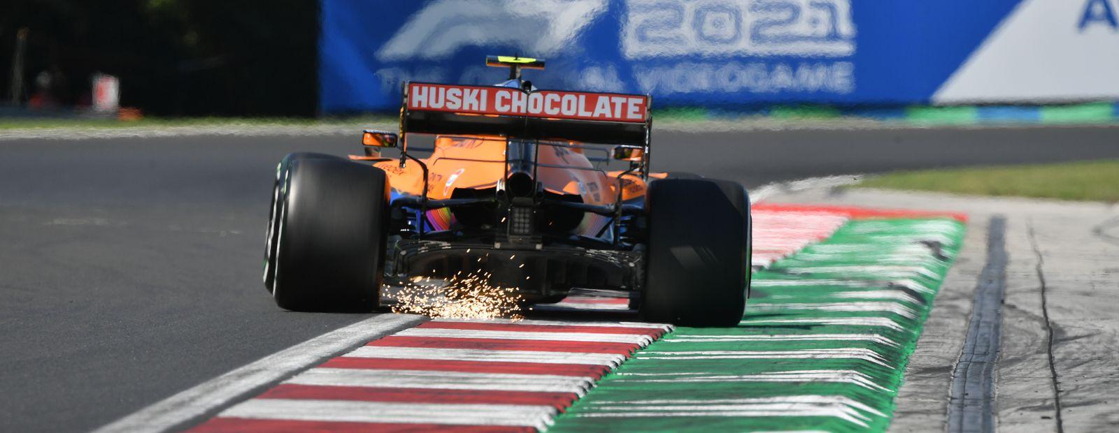 2021 Hungarian Grand Prix – Qualifying