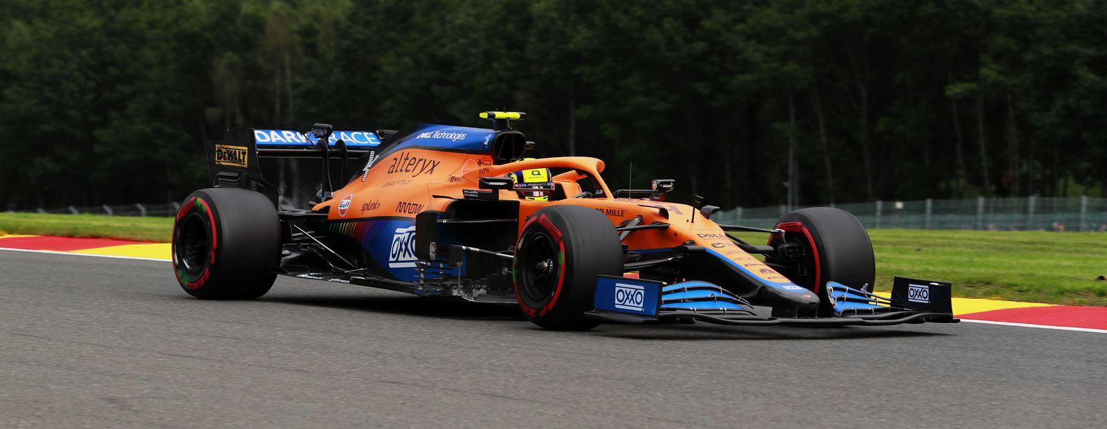 2021 Belgian Grand Prix – Free Practice