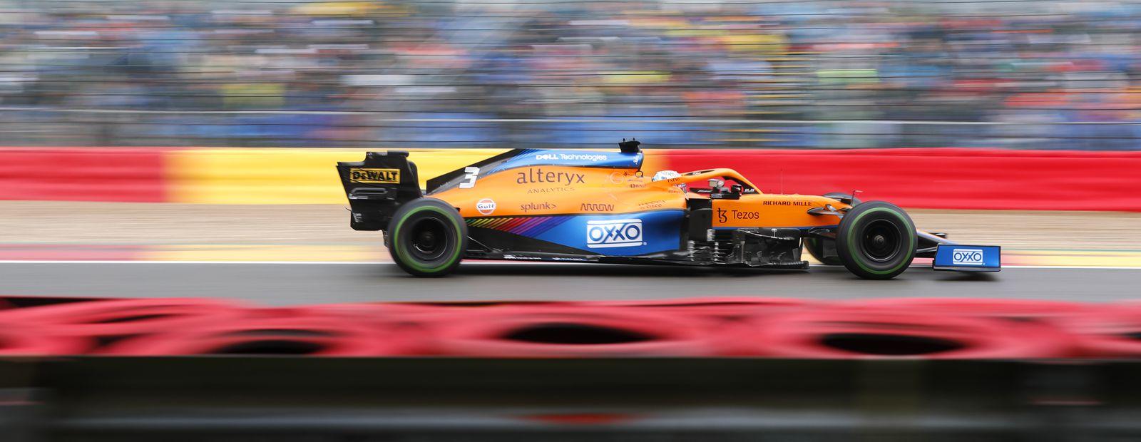 2021 Belgian Grand Prix – Qualifying