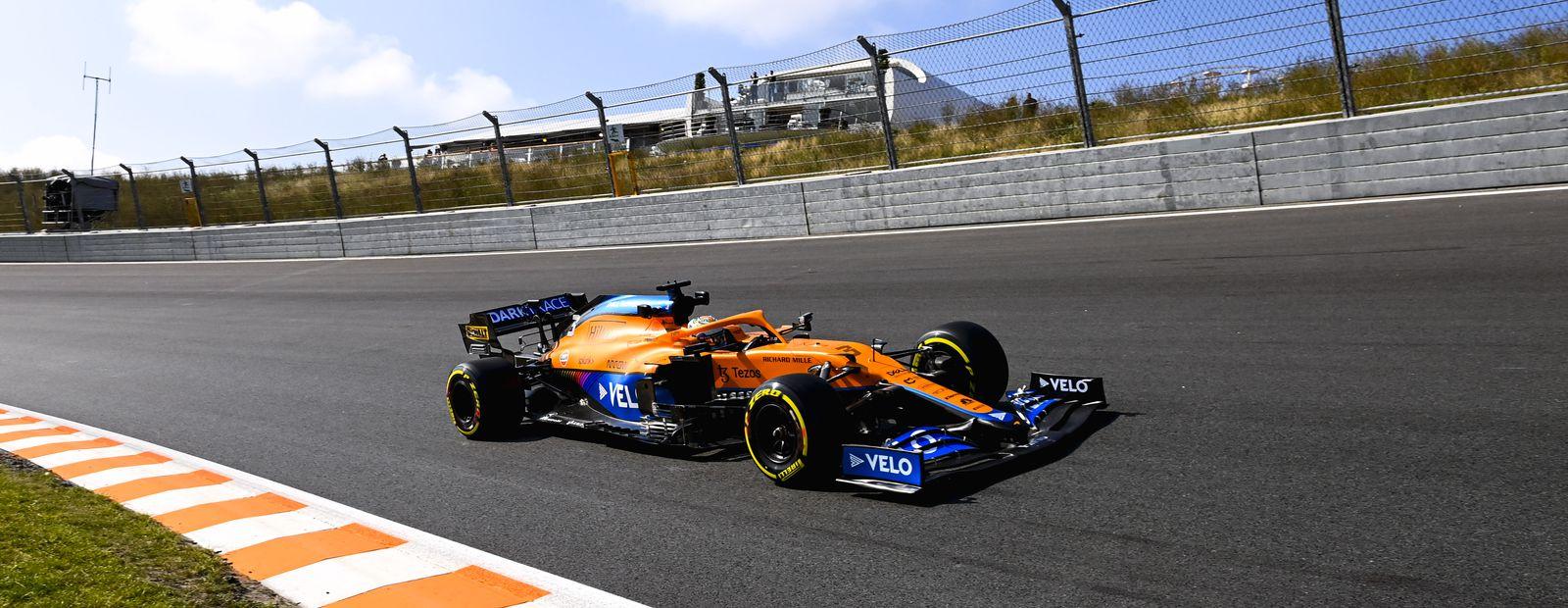 Gran Premio de Holanda 2021 - Entrenamientos libres