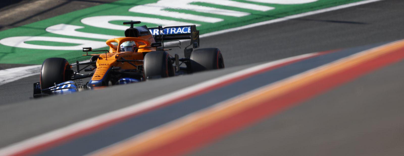 Gran Premio de Holanda 2021 - Calificación