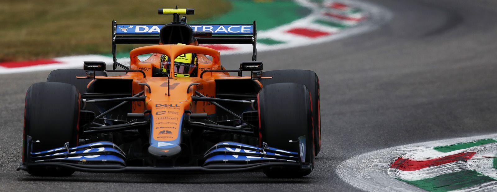 Grand Prix d'Italie 2021 – Qualifications du vendredi