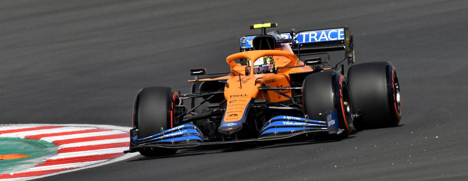 2021 Turkish Grand Prix – Qualifying
