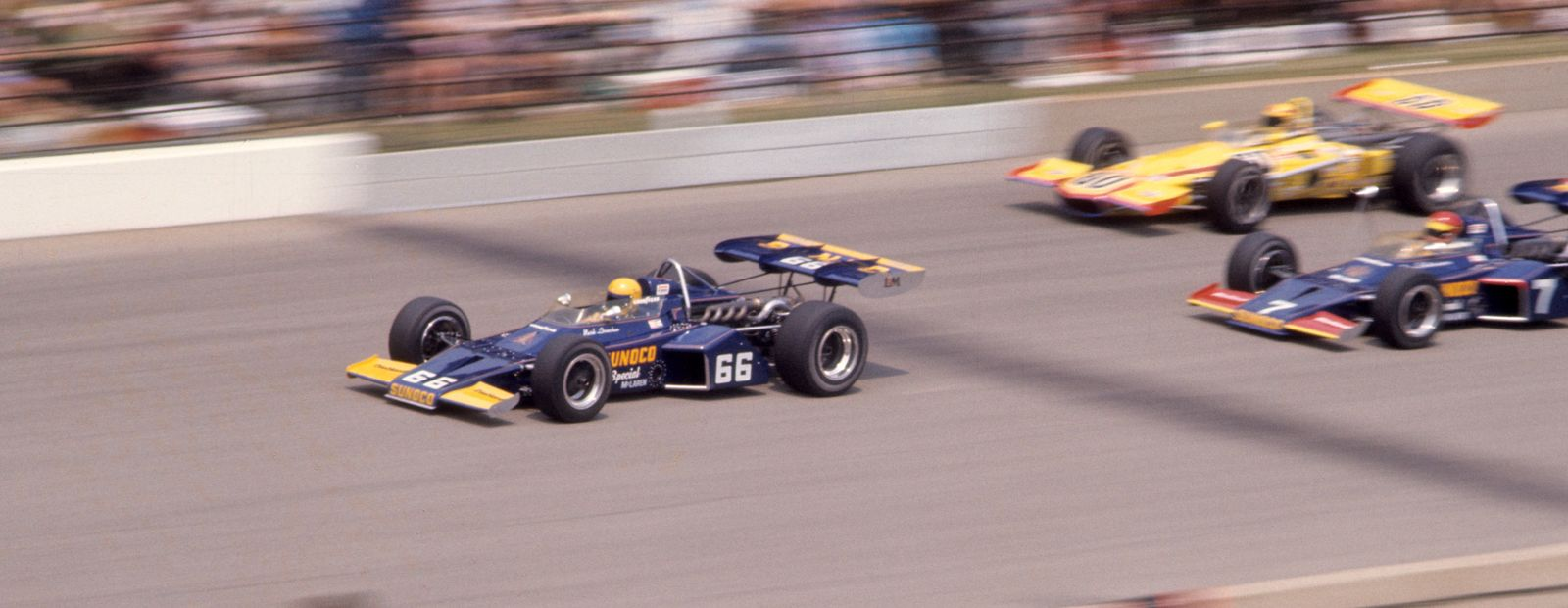 McLaren M16: A three-time Indy 500 winner