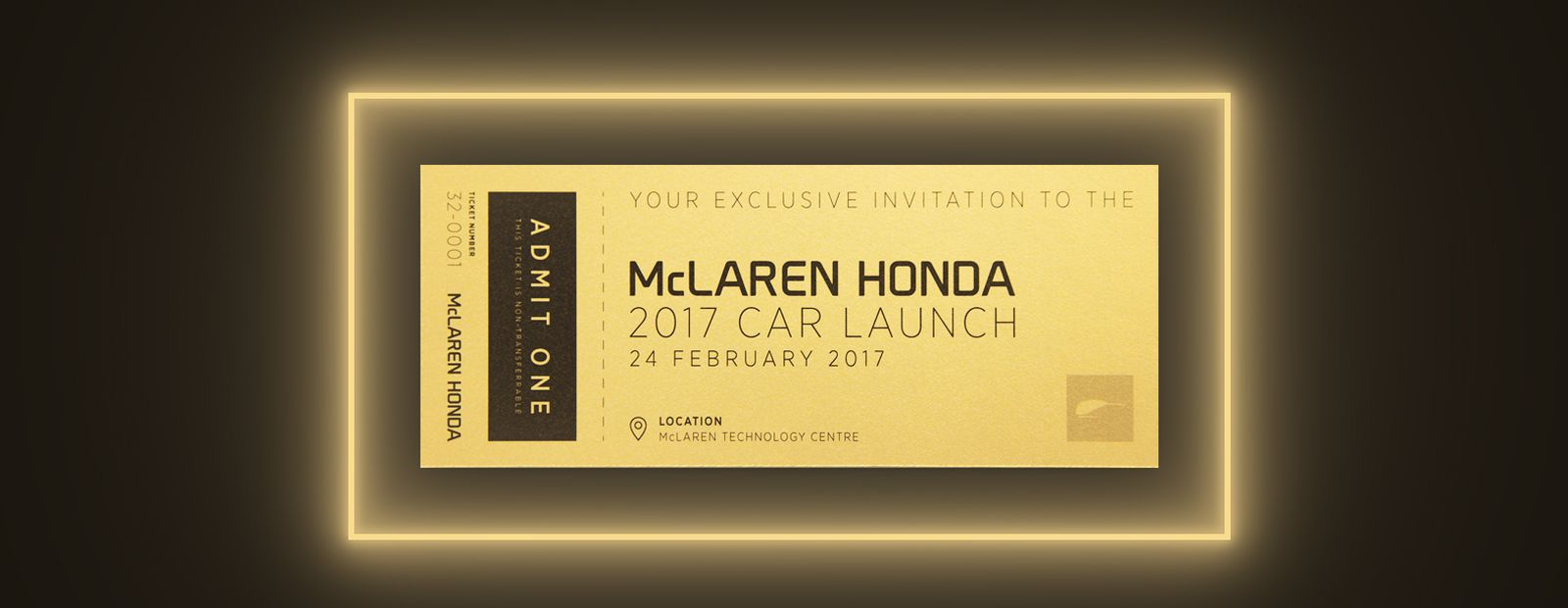 Fastest Car In The World 2015 >> McLaren Formula 1 - Will you be the next McLaren Golden Ticket winner?