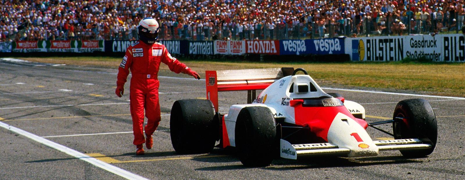 Mclaren Formula 1 Nine Reasons To Be An Alain Prost Fan