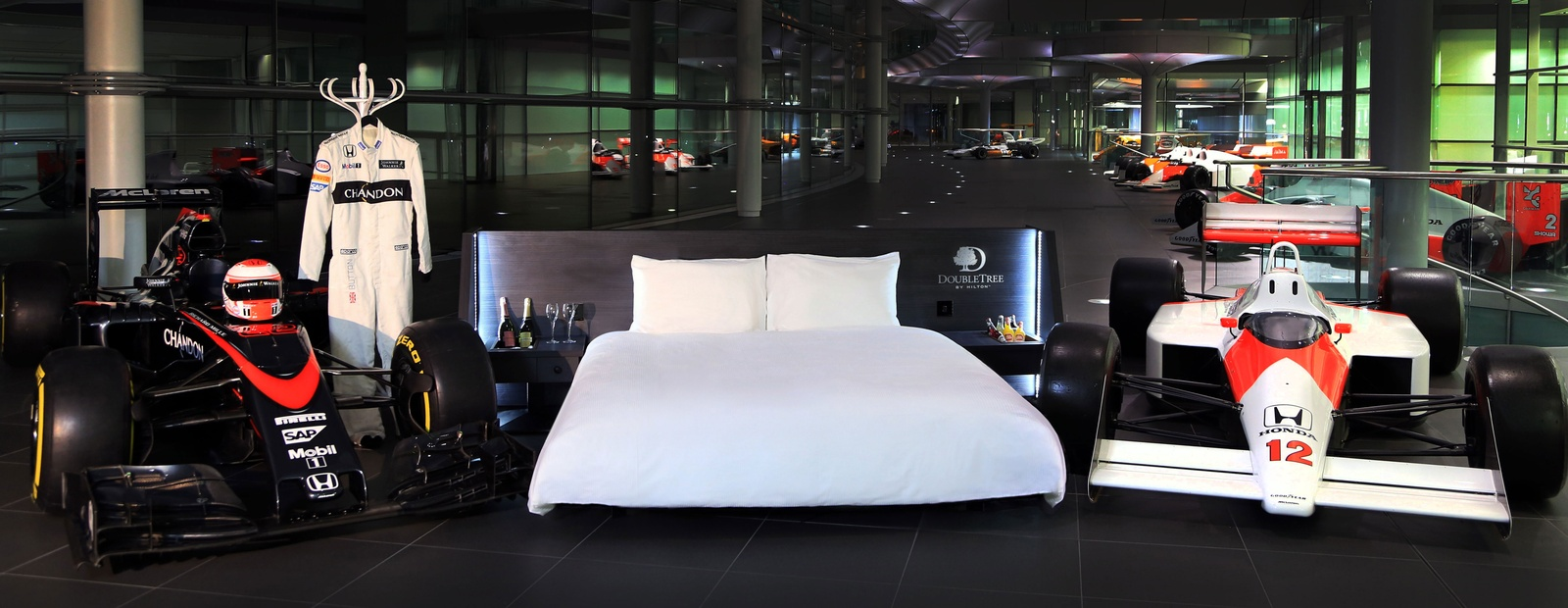 DoubleTree by Hilton Presents: 'A Night At McLaren'