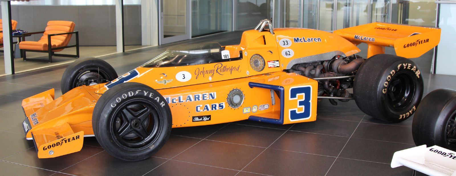 McLaren Formula 1 - McLaren\'s IndyCars