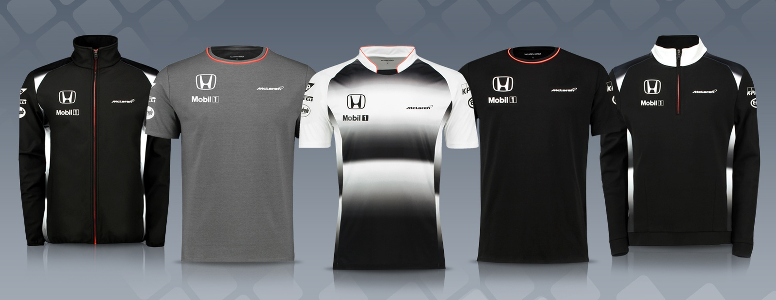 mclaren formula 1 - mclaren-honda launch all-new 2016 teamwear