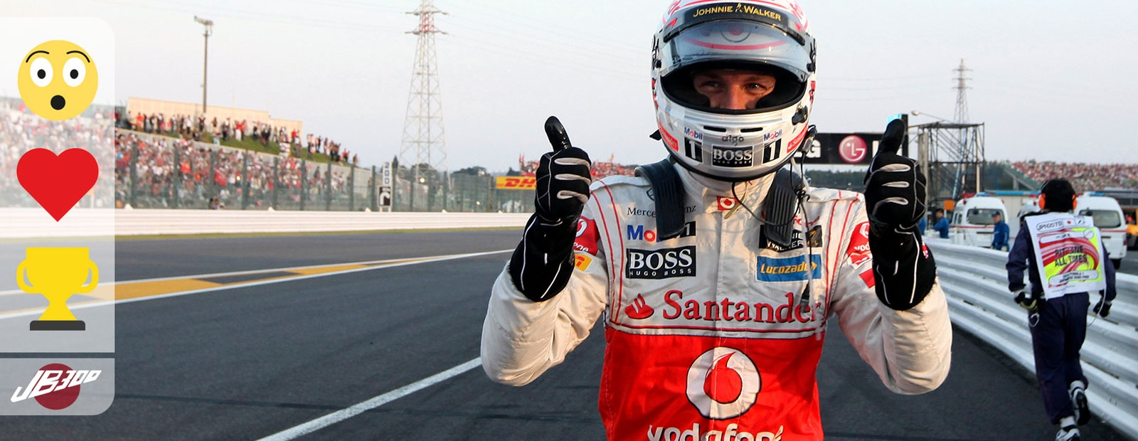 JB300: Races 201 to 300
