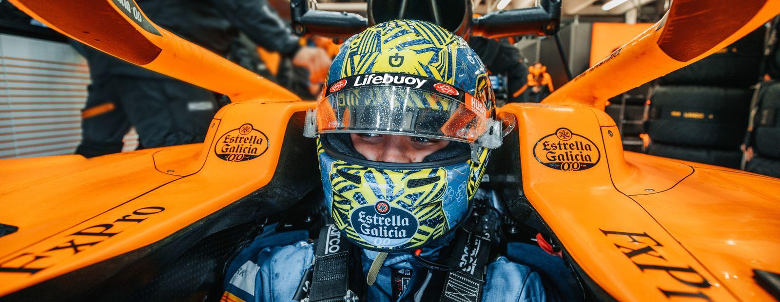 McLaren Racing announces Lifebuoy as Official Hygiene Supplier