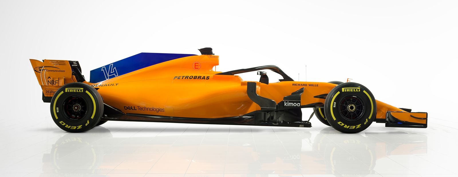 Be Brave: Unveiling the McLaren MCL33