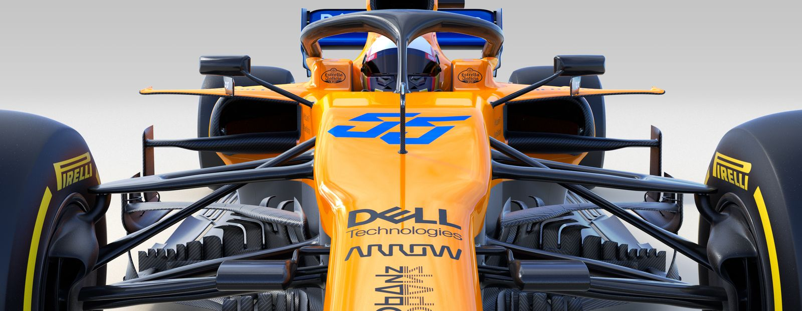 McLaren announces long-term partnership with Arrow Electronics