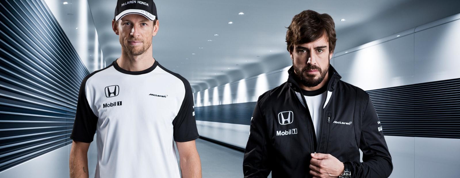 mclaren formula 1 - official launch: 2015 replica teamwear