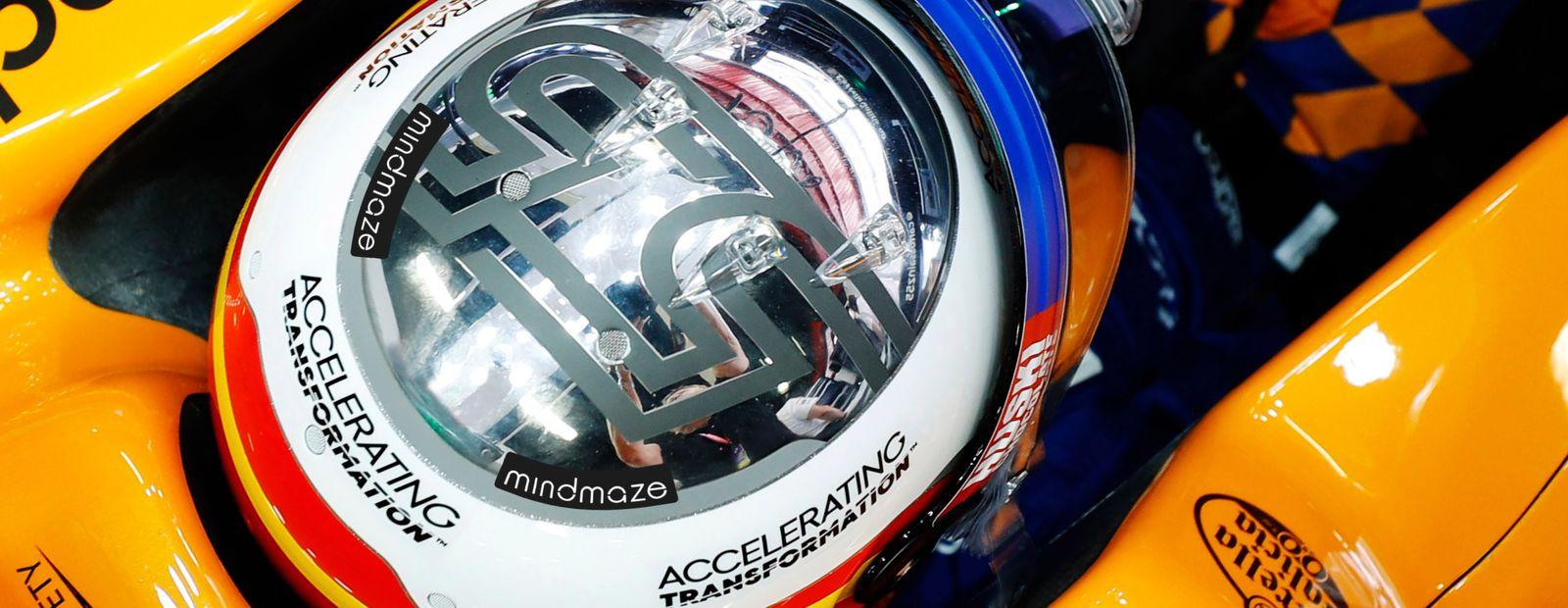 McLaren Racing y MindMaze anuncian una asociación de varios años en la Fórmula 1