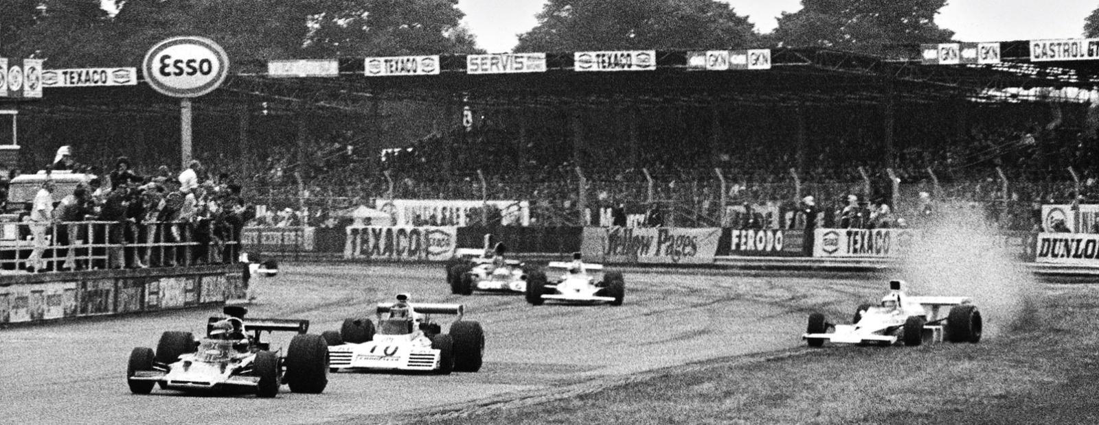 McLaren Formula 1   Silverstone 1973: Alan Henryu0027s Journey Into F1