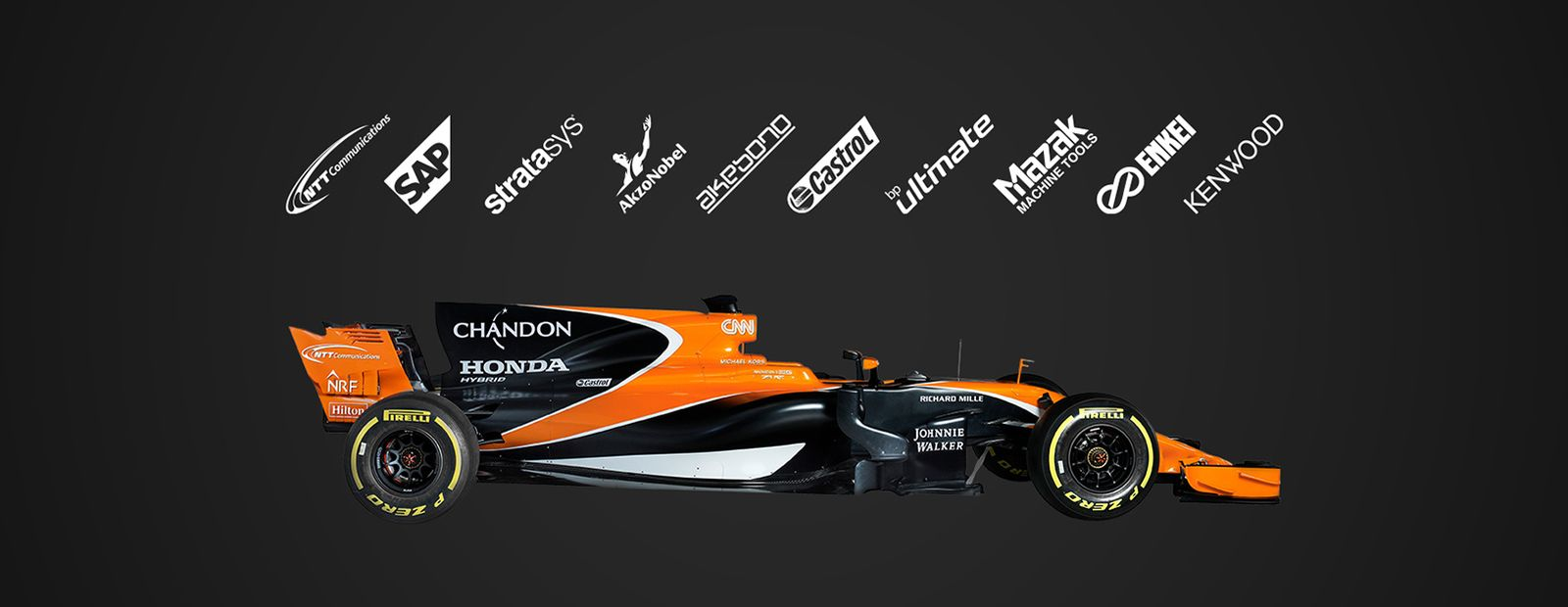 The tech innovators behind the MCL32