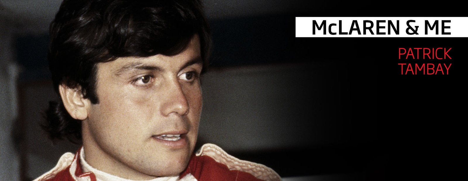 McLaren & Me: Patrick Tambay