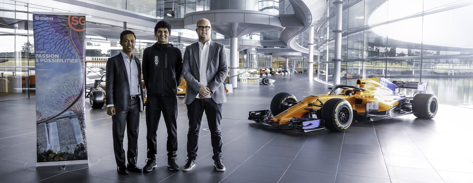 Singapore to host McLaren Shadow Project's first Asia-Pacific live qualifying event