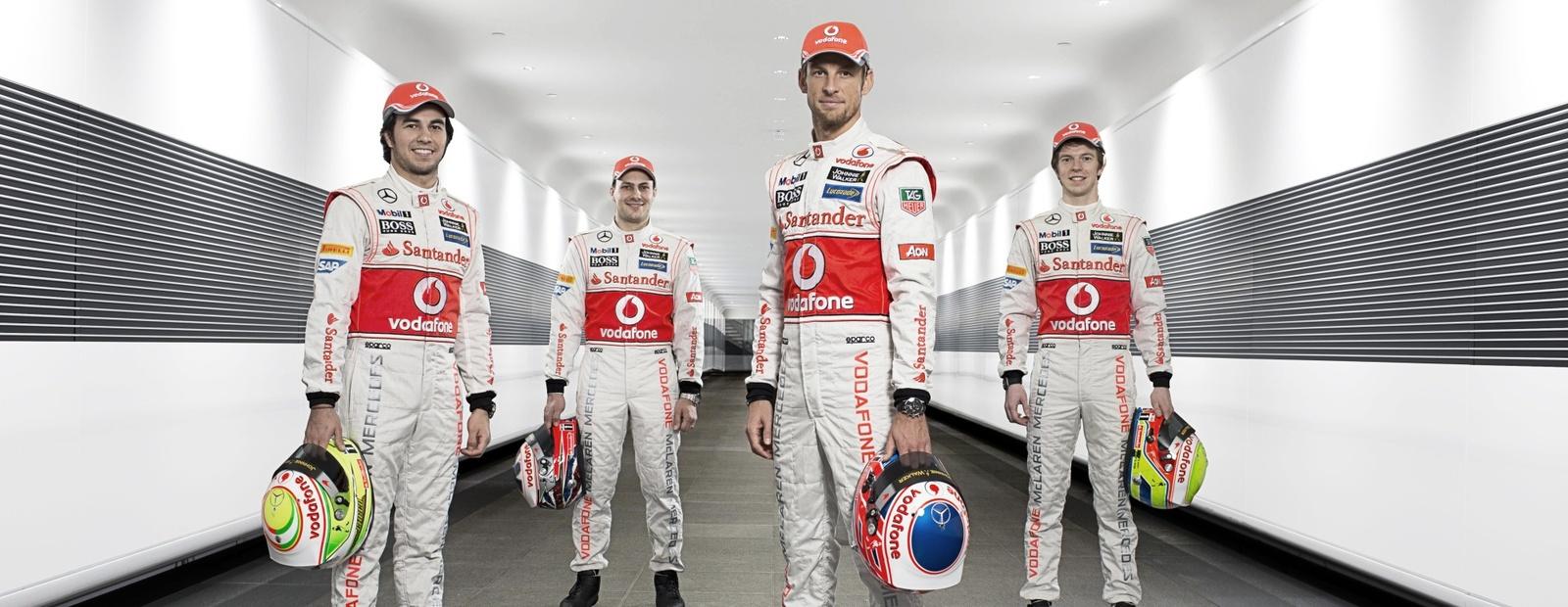 McLaren Formula 1 renews partnership with Sparco