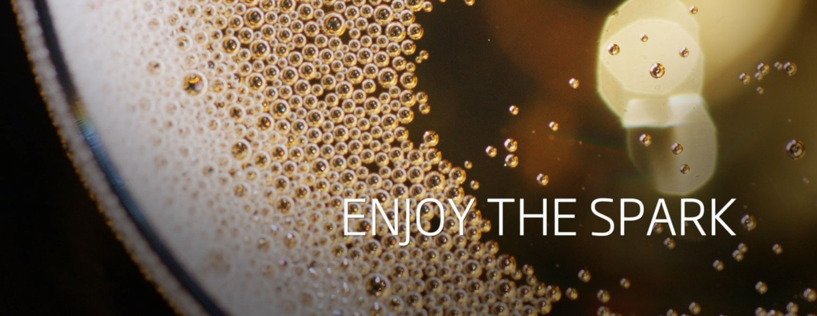 #EnjoyTheSpark with Chandon