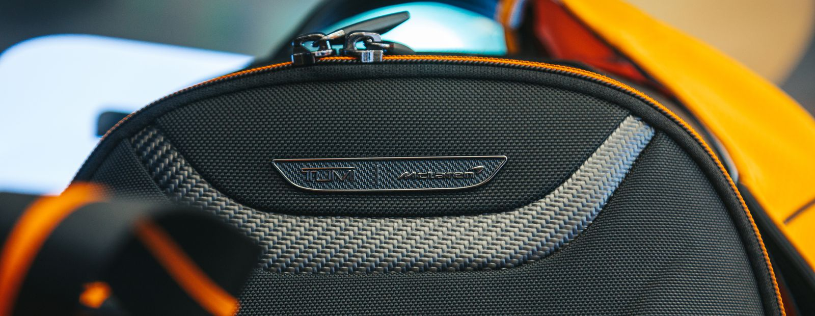 McLaren and TUMI unveil premium capsule luggage and travel collection
