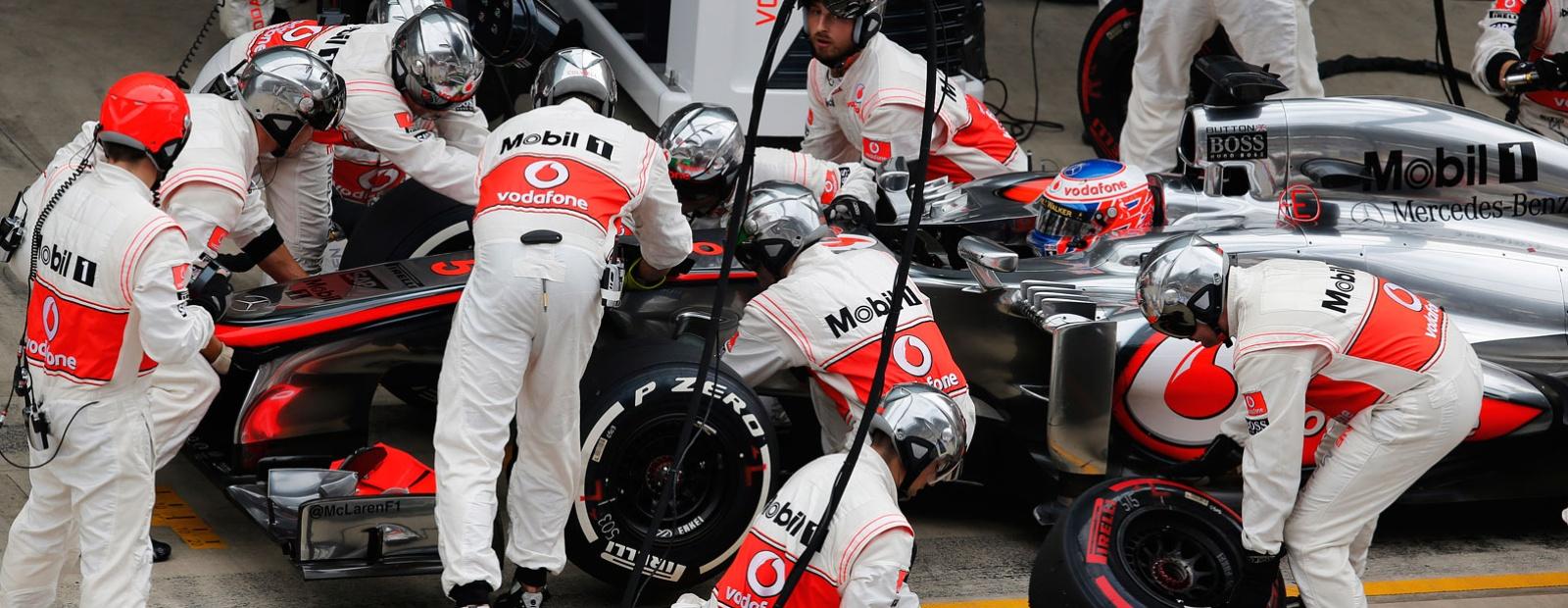 McLaren Formula 1 - Team McLaren joins McLaren.com