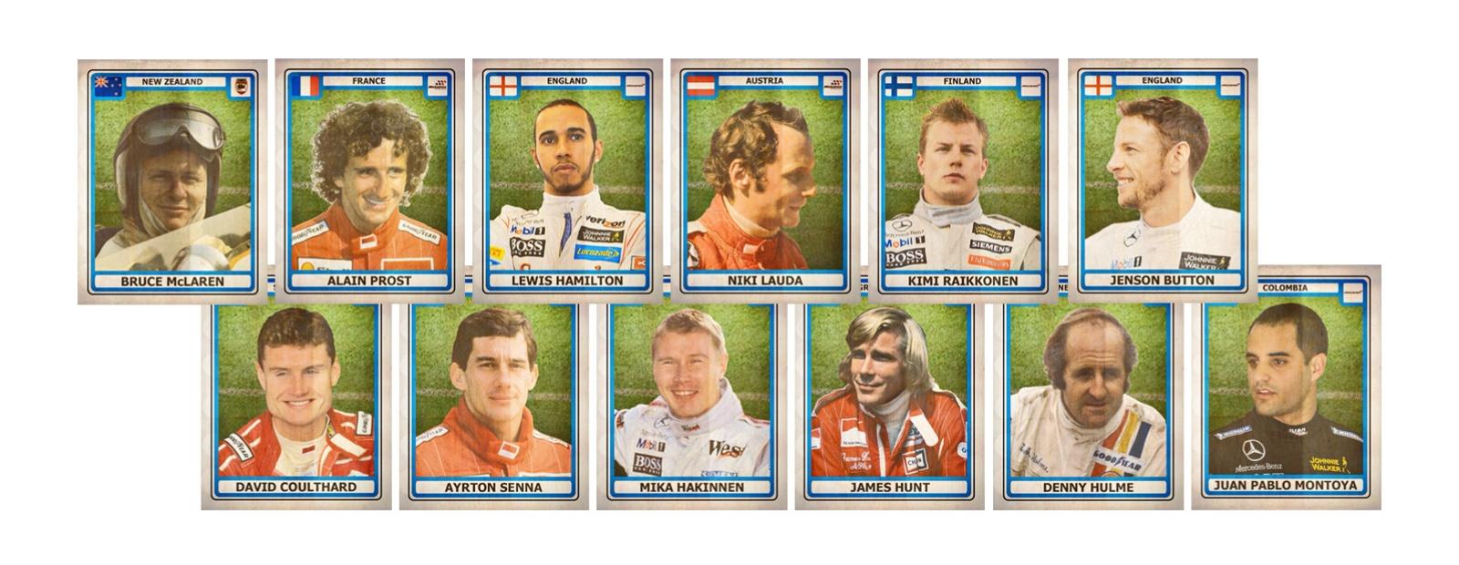 McLaren's Starting 11
