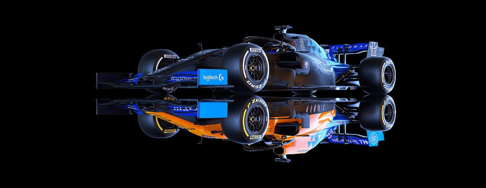McLaren Racing - Setup your sim
