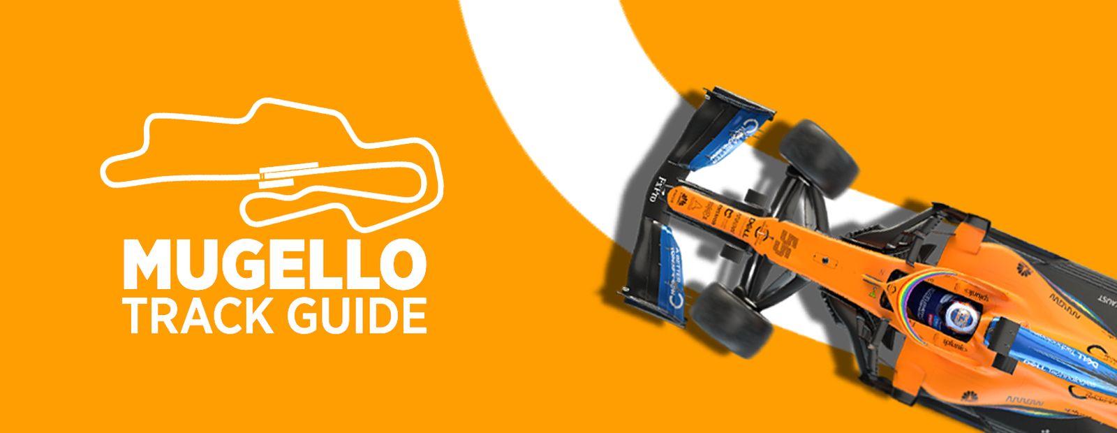 Mugello track guide