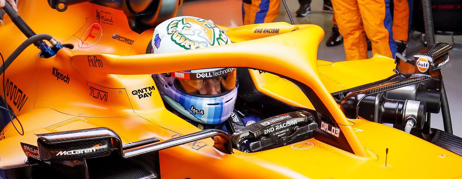 McLaren Racing announces QNTMPAY as Official Digital Banking Partner