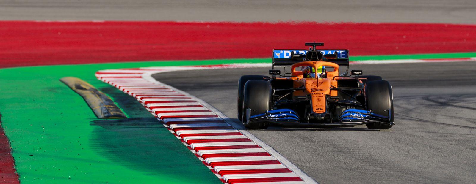 Previa Gran Premio de España 2020