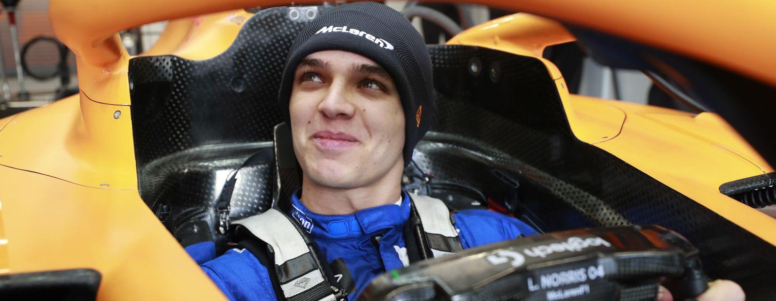 Logitech G and McLaren usher in a new era of racing