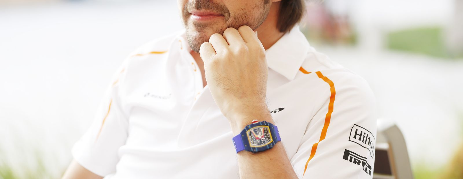 Introducing the RM 67-02 Automatic Prototype Fernando Alonso