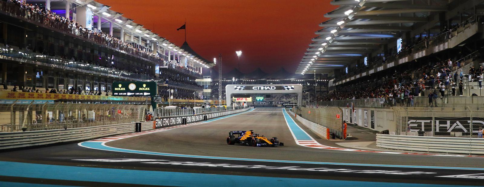2019 Abu Dhabi Grand Prix - Qualifying