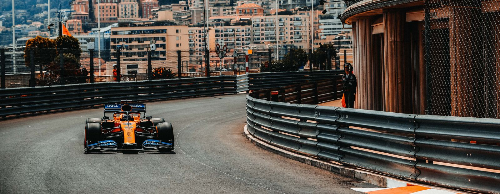 2019 Monaco Grand Prix - Qualifying