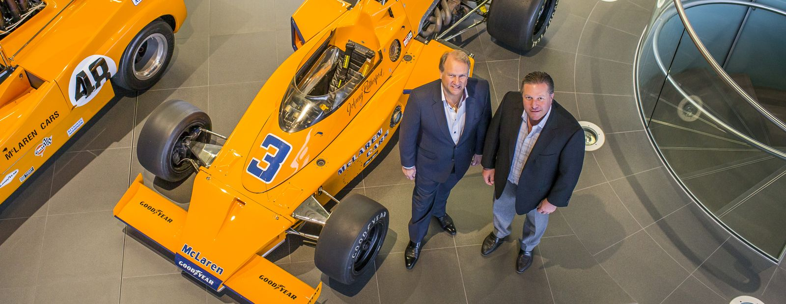 McLaren appoints Bob Fernley as President, IndyCar