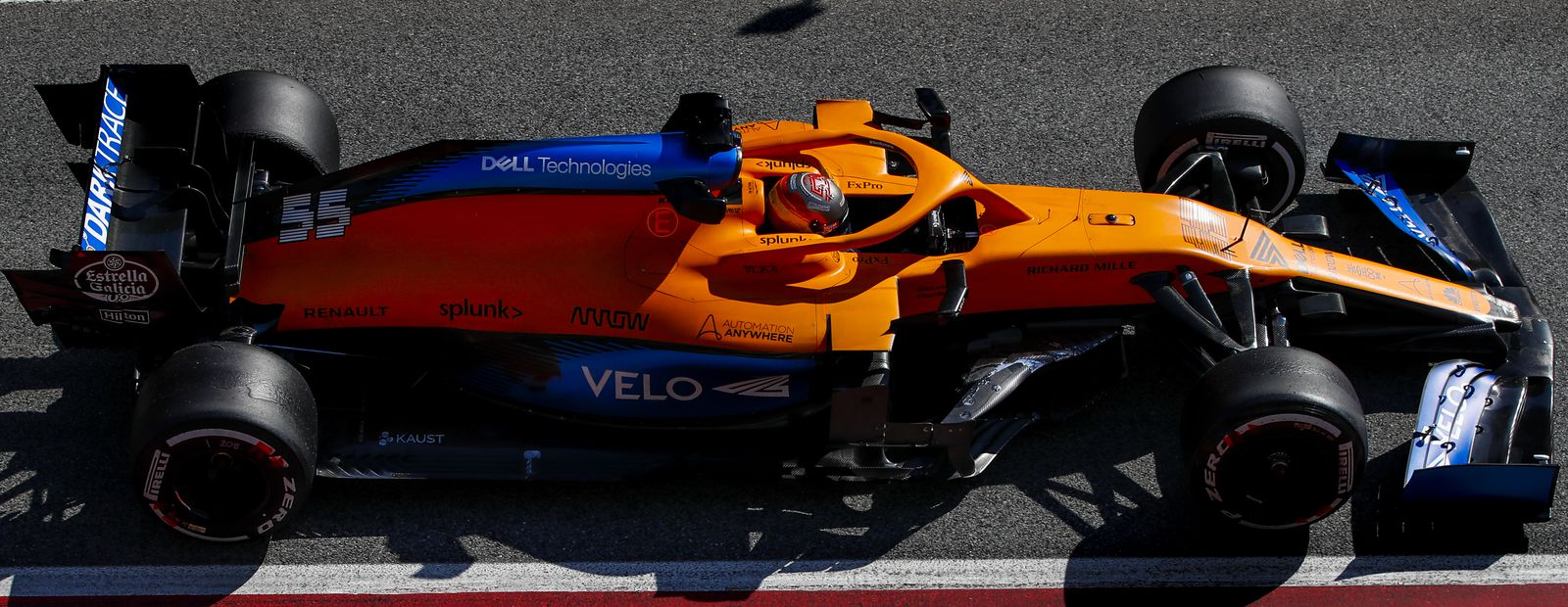Barcelona Test: Day 3